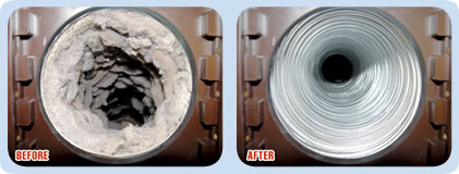 San Diego Dryer Vent Cleaning Services